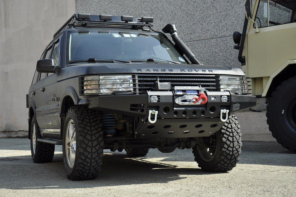 p38 winch bumper