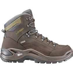 Photo of Zapatos de senderismo Lowa para hombre Renegade Gtx Mid, talla 41 ½ en marrón, talla 41 ½ en marrón Lowa
