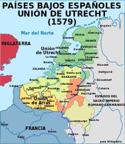 Provincias unidas de los pa ses bajos wikipedia la for Republica francesa wikipedia