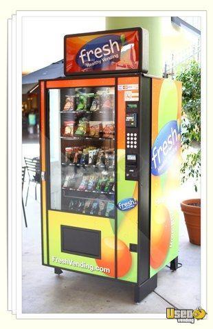 New Listing Http Www Usedvending Com I Fresh Healthy Vending