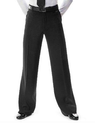 618c11e636d9 Cheap Lato degli uomini dei pantaloni di ballo Latino da ballo per  praticare la…