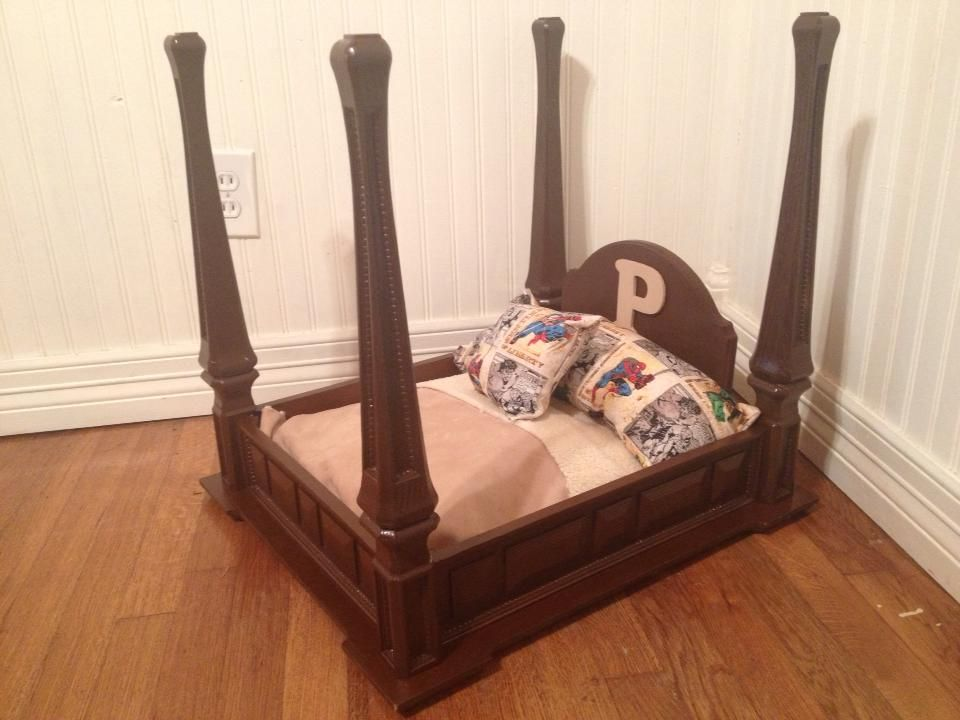 Pin By Emily Bradford Anderson On My Artistic Flare Ups Dog Bed Dog Beds Homemade Diy Dog Bed