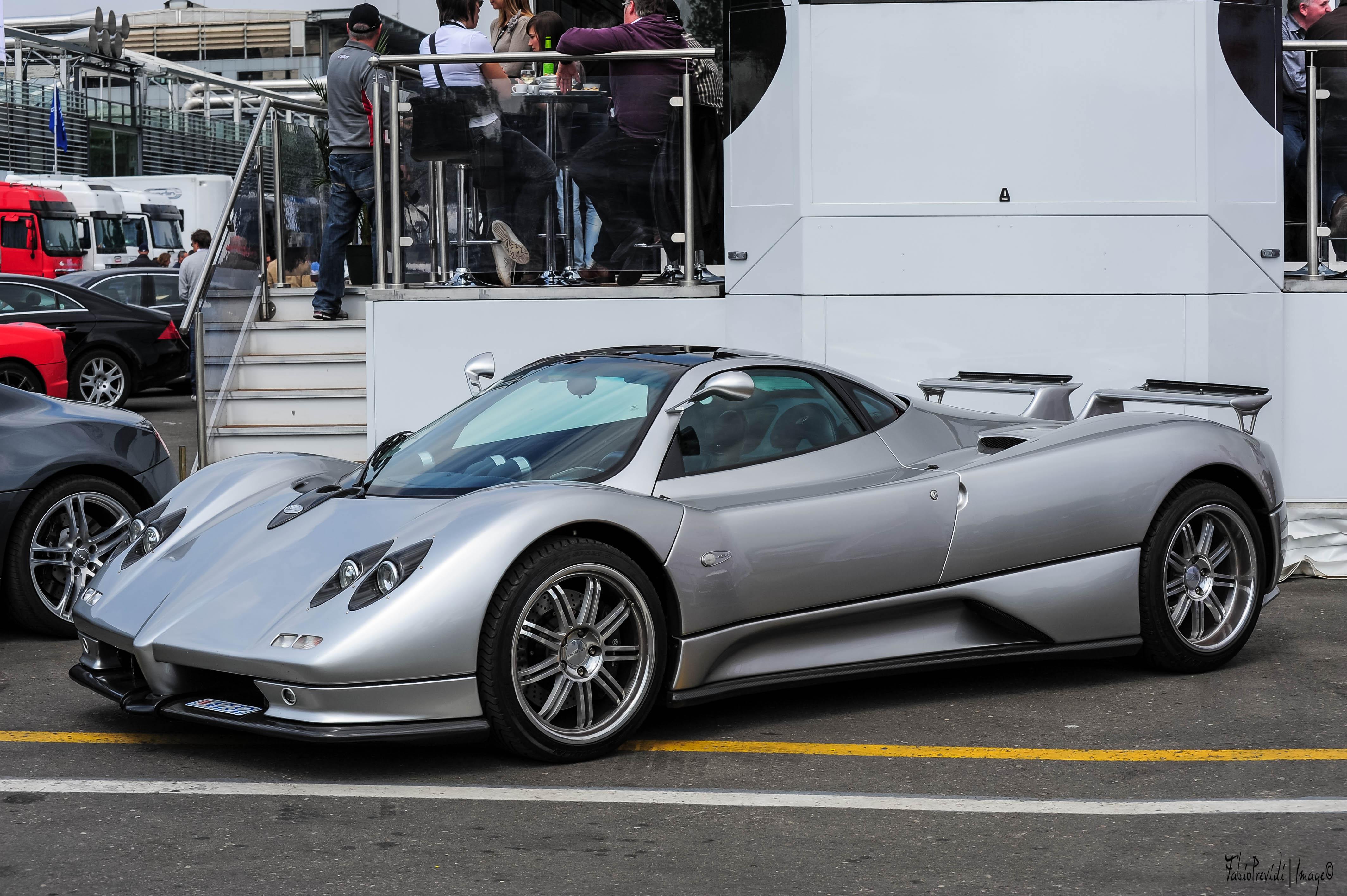 Pagani Zonda Supercar Hypercar Auto Super Cars Pagani Cars