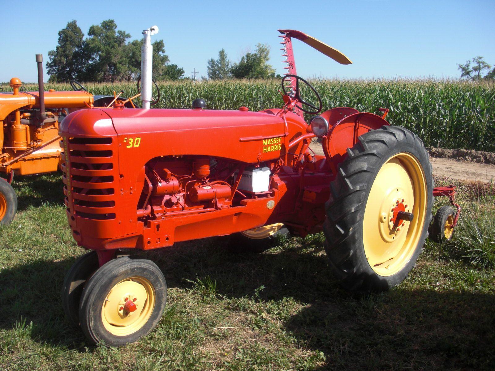 Massey Harris Tractor : Massey harris google search tractors made in racine