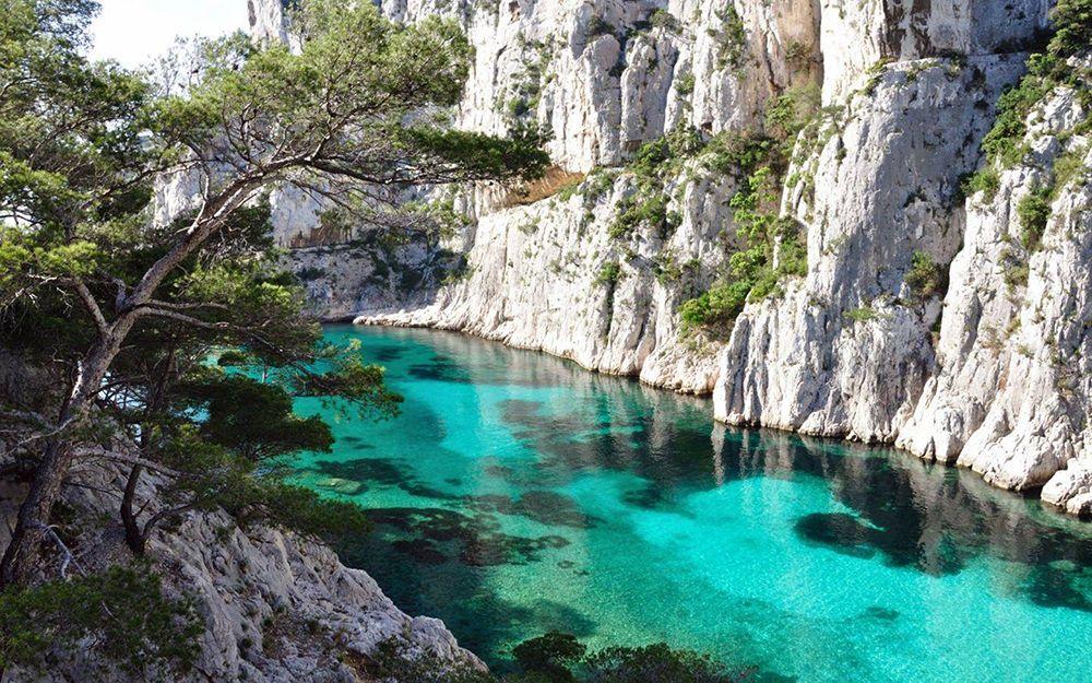 Parc National Des Calanques Calanque Calanques De Marseille