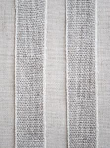 Purl Soho -Linen Ribbon with Cream Edging 4 dollars
