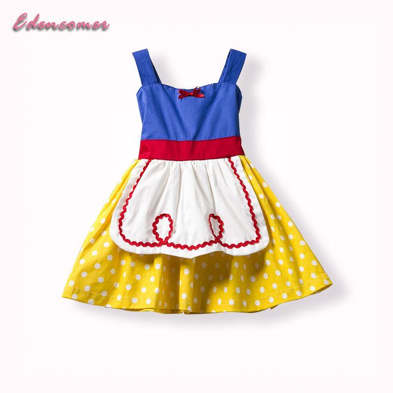 Children's Dress 2017 Summer Party Dress for Girls Bow Elegant Vestido Infantil Dresses Baby Girl Princesses Outings Kids #Affiliate