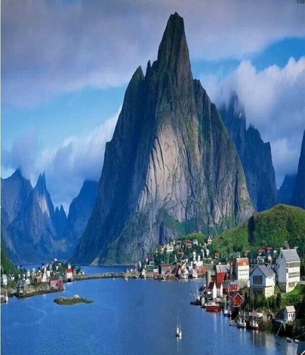 Amazing Places To Go Europe: Spectacular Norway! Discover Amazing Places Around The