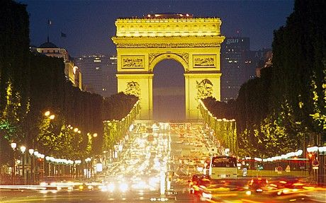 Champs Elysee | Paris