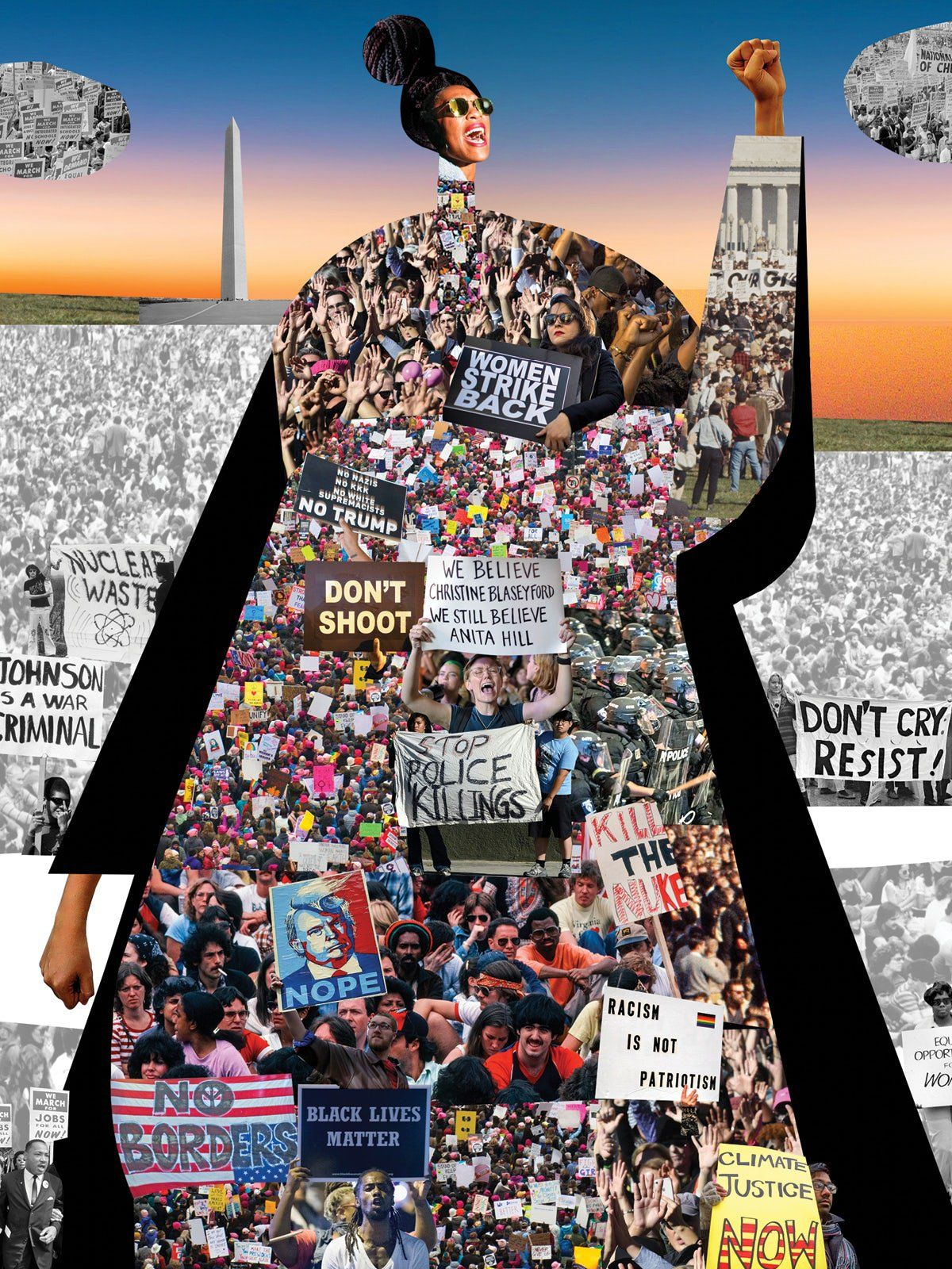 How to build a powerful protest movement protest