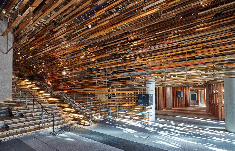 Architecture Hotels Hotel Canberra Australia