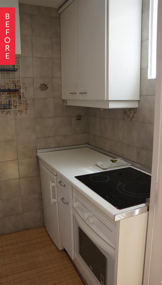 Excepcional Apartamento Cocina Terapia De La Compra Modelo - Ideas ...