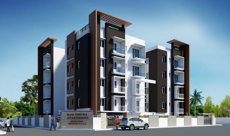 Luxury Apartment Elevations Dreams House Furniture