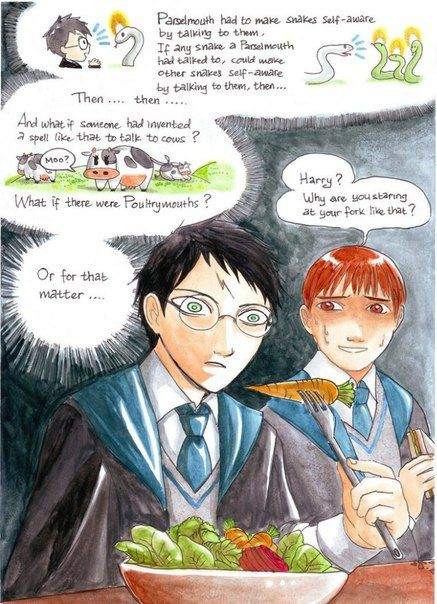 Harry Potter The Methods Of Rationality 43 Fotografii Vkontakte Harry Potter Art Harry Potter Headcannons Harry Potter