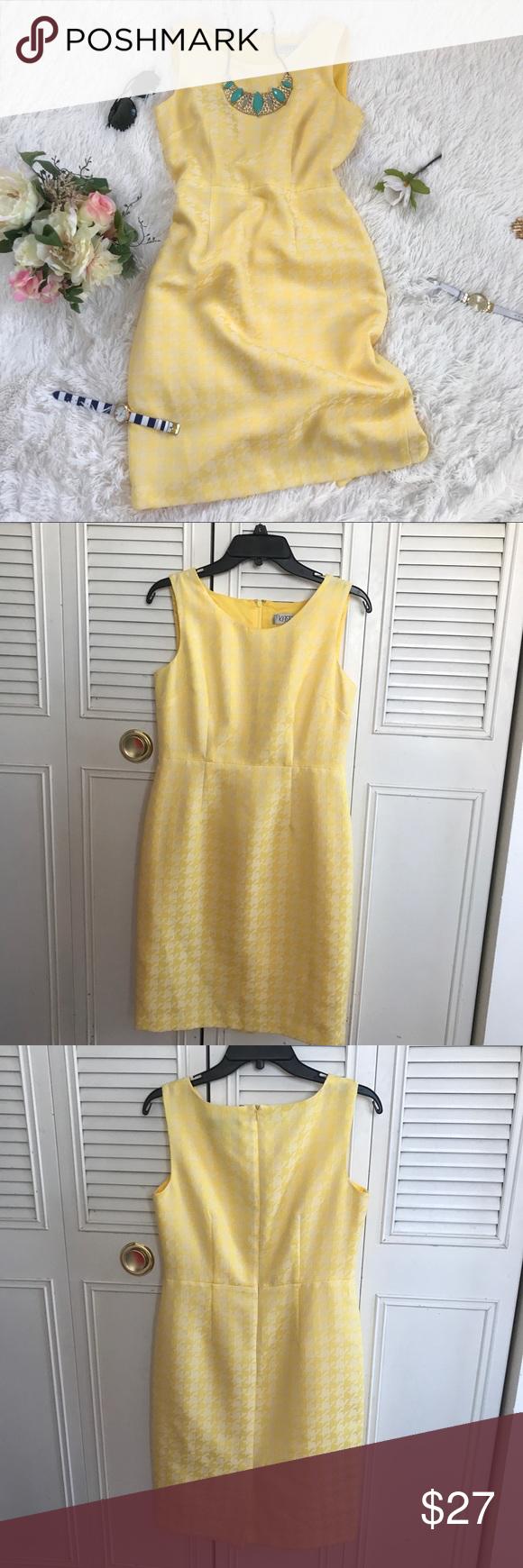 Yellow dress for women  Kasper Womenus sleeveless yellow dress  Yellow dress and Conditioning