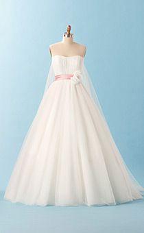 Snow White Wedding Dress 2013 Disneys Fairy Tale Weddings Collection