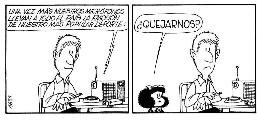 Mafalda, genial
