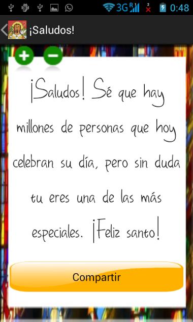 Felicitaciones Santos Bonitas.Felicitacion Santo Marcos Buscar Con Google Frases De