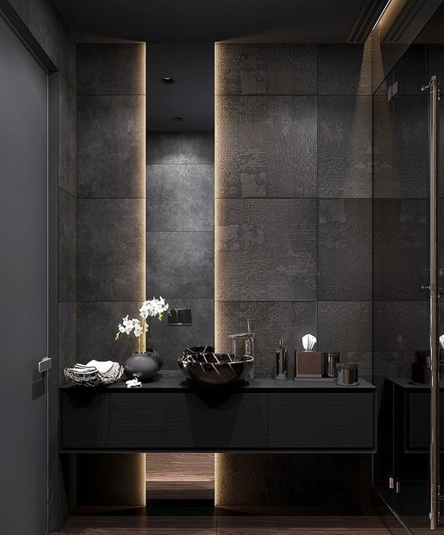 Hotel Lighting Can Add A Touch Of Luxury And Modern Look To A Hotel Interior Design Scheme Hotel Lighting Design Hotel Interior Design Bathroom Interior Design