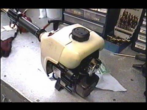 HOW TO REPLACE Fuel Line & Filter on 2 Cycle Ryobi Grass
