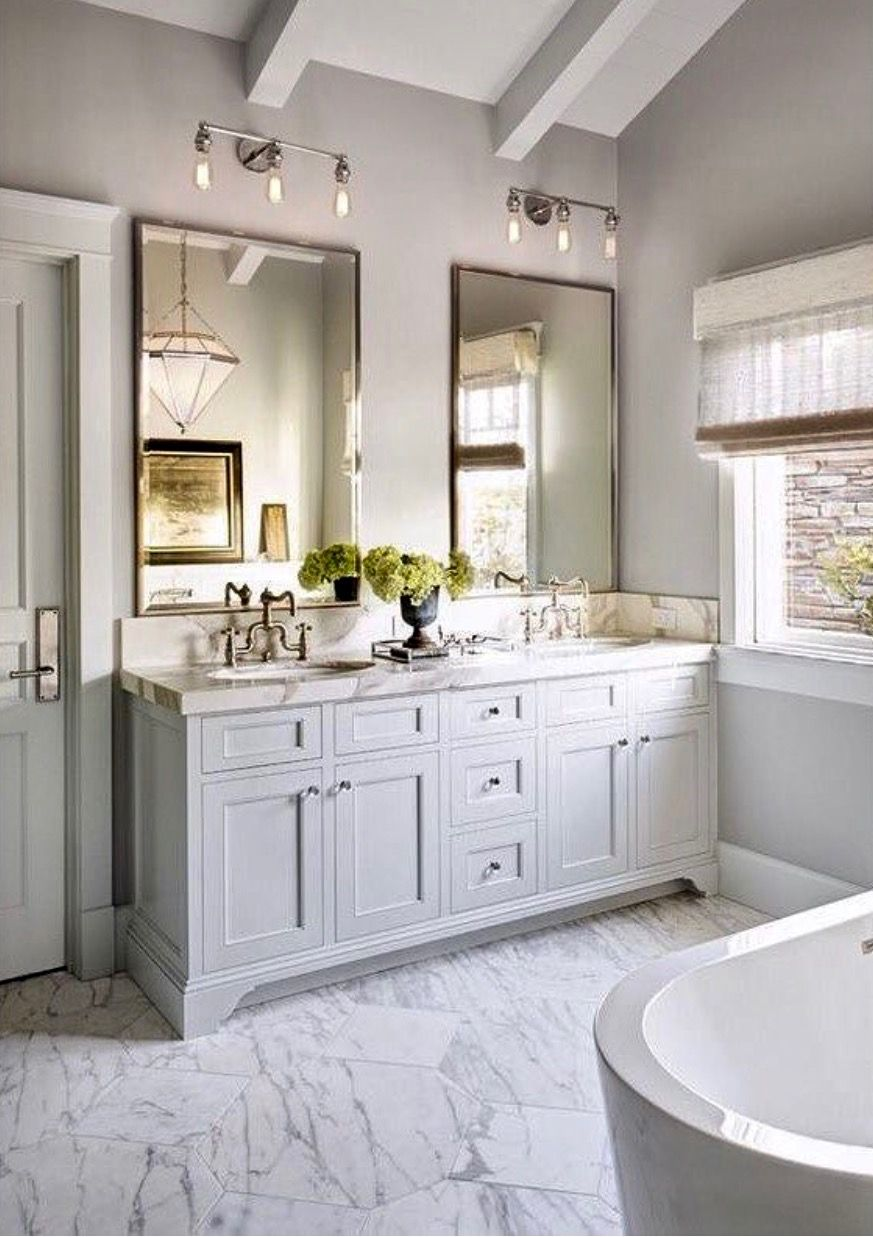 Cheap Illuminated Bathroom Mirrors: Pin By Beth Hardon On Bathrooms