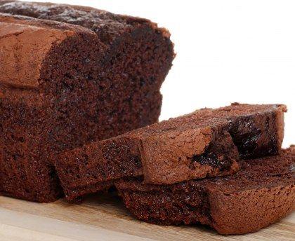 Cake au chocolat   Recette   Moelleux au chocolat, Fondant ...