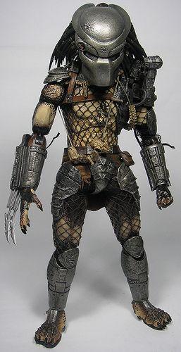1:6 Hot Toys Predator