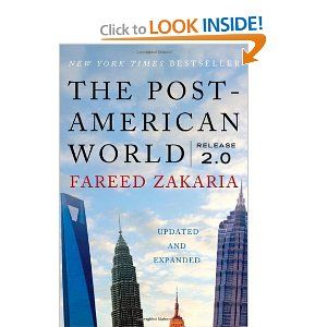 The Post American World Release 2 0 Hardcover Fareed Zakaria Author 3 7 Out Of 5 Stars See All Reviews 33 Customer Book Worth Reading Books Book Week
