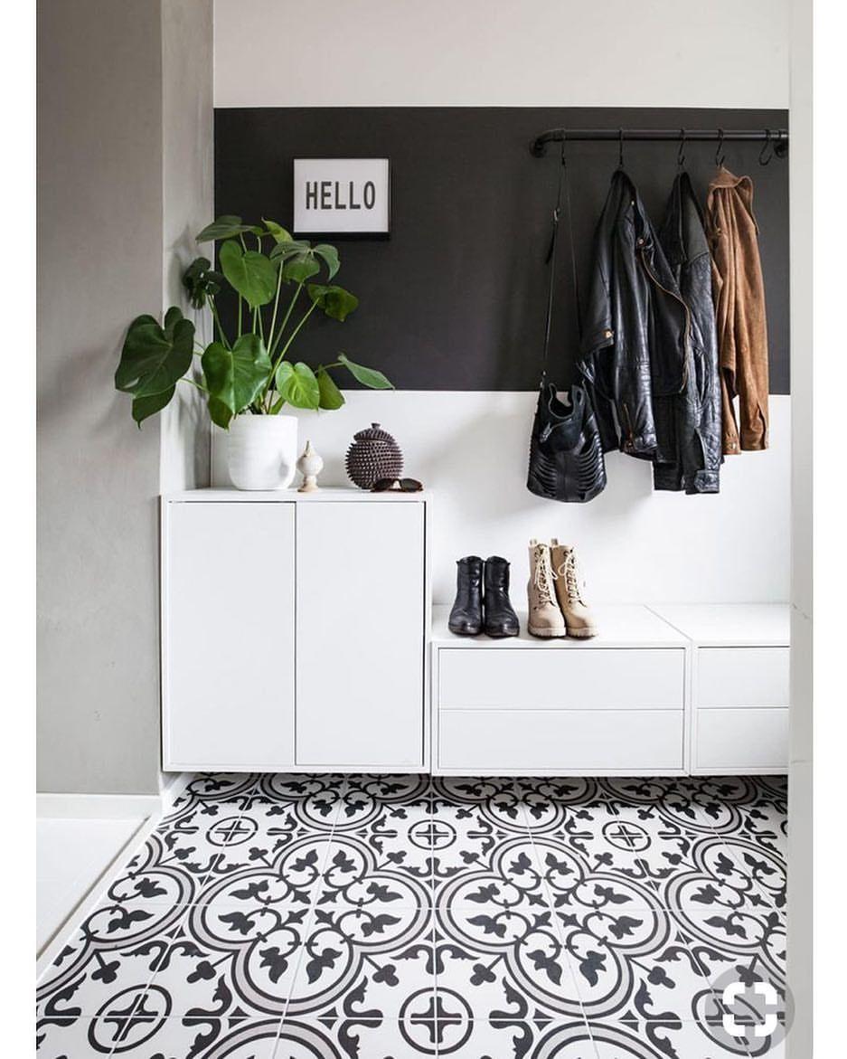 Hallway Ideas Designs And Inspiration: Hallway Inspiration Bildet Tilhører/ Picture Belongs T