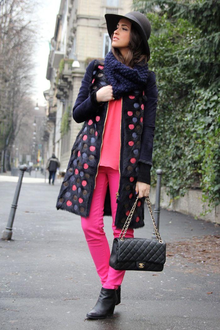 #fashion #fashionista Gresy Corriere della moda: Milan Fashion Week #3