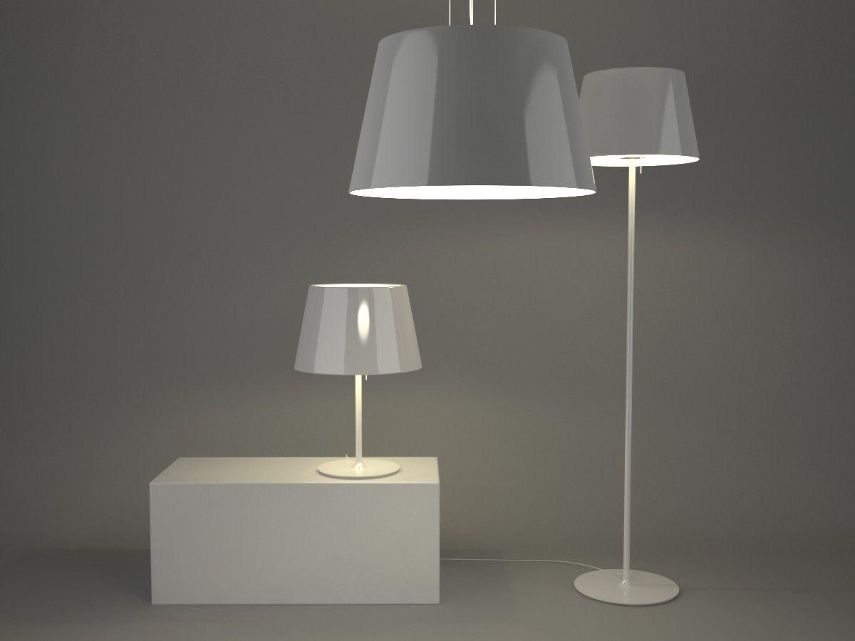 Ikea serie lamps 3d 3ds 3d model