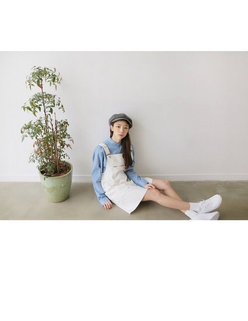 Image via We Heart It #asianfashion #fashion #koreanfashion #style #kfashion