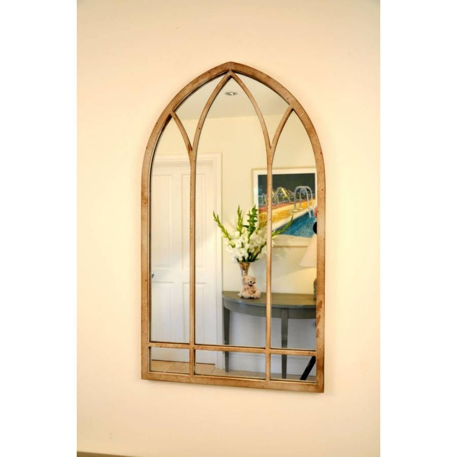 Dorchester Cathedral Wall Mirror | Worcester, Living room ideas and ...