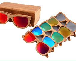 Ekologické bambusové polarizačné okuliare - model01  50dbfec2c61