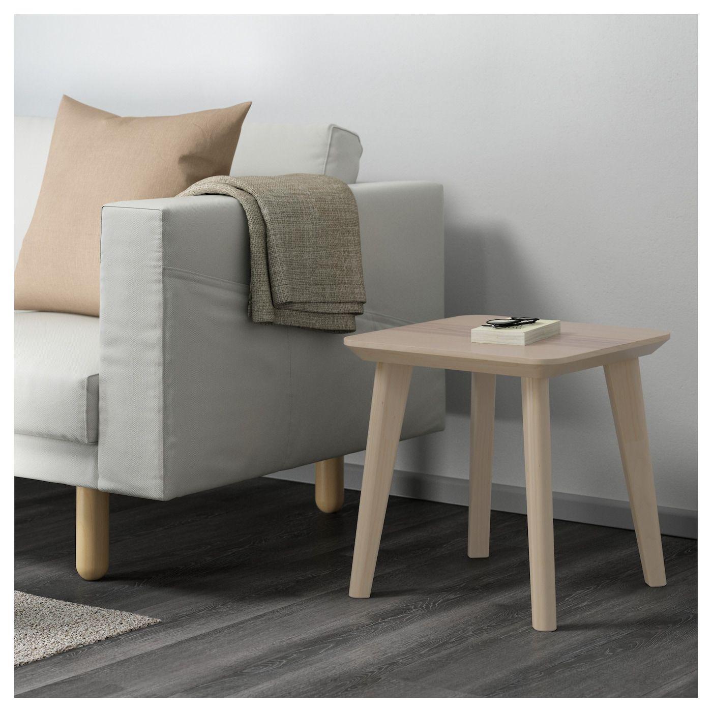 IKEA - LISABO Side Table Ash Veneer