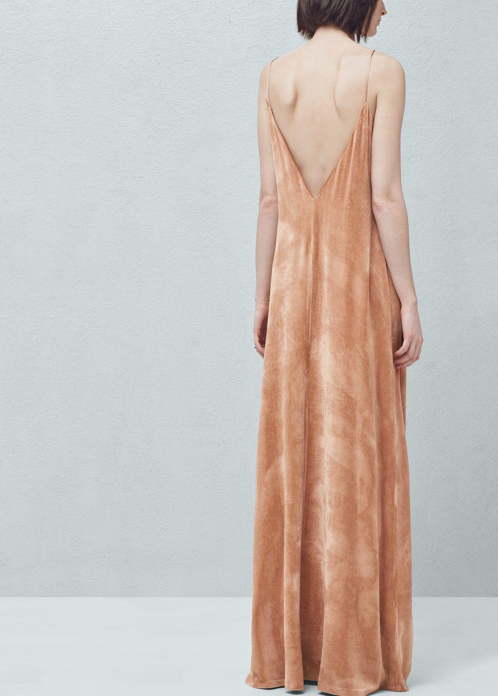 Vestido largo terciopelo velvet gown gowns and woman