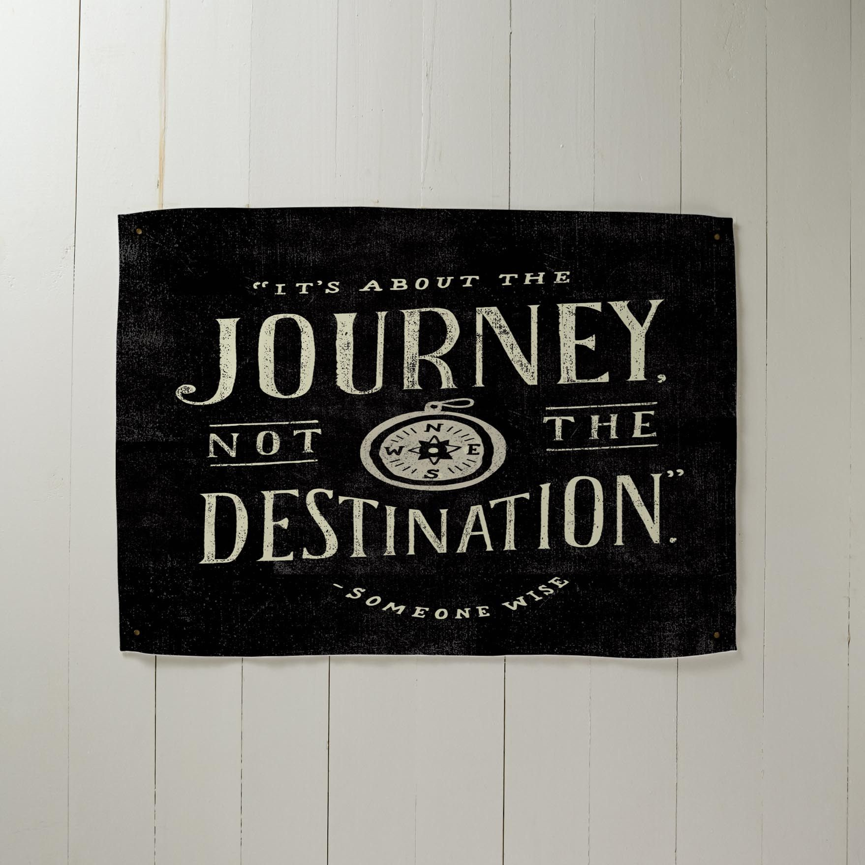 It's All About The Journey'