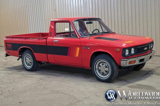 Mighty Mike 1977 Chevrolet Luv Mikado Cars And Motorcycles
