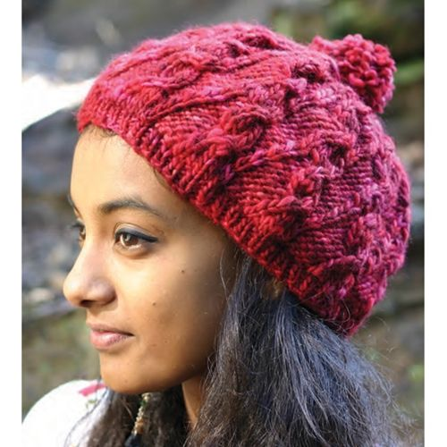 AFFINITY HAT ~ FREE - KNIT | Keeping warm/looking cool | Pinterest