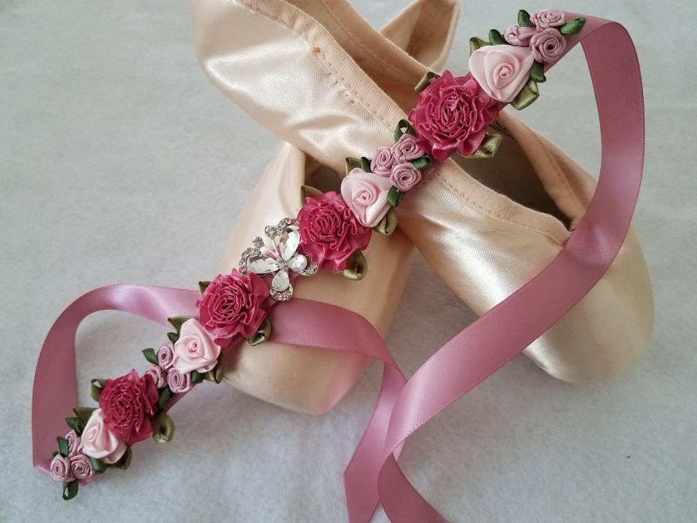 Ballet hair wrap