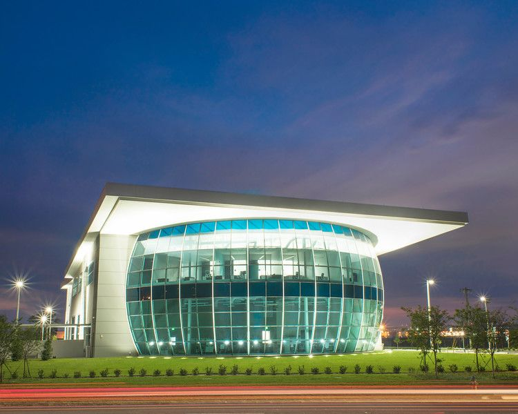 Embry Riddle Aeronautical University Daytona Beach Fl Interior Architecture