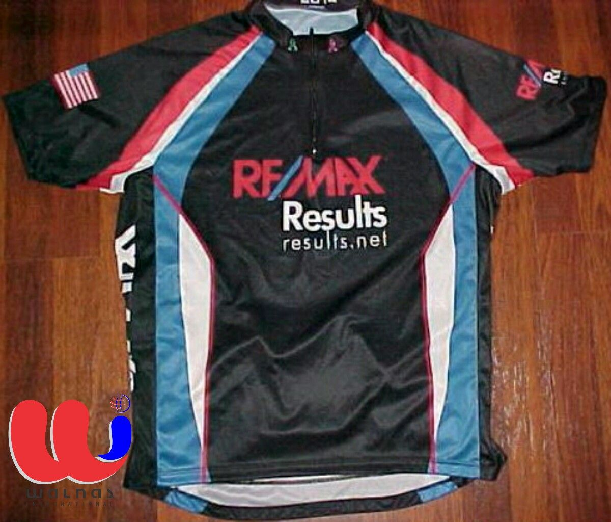 Custom Cycling Jerseys 280 Gsm Dri Fit Fabric Sublimated Non