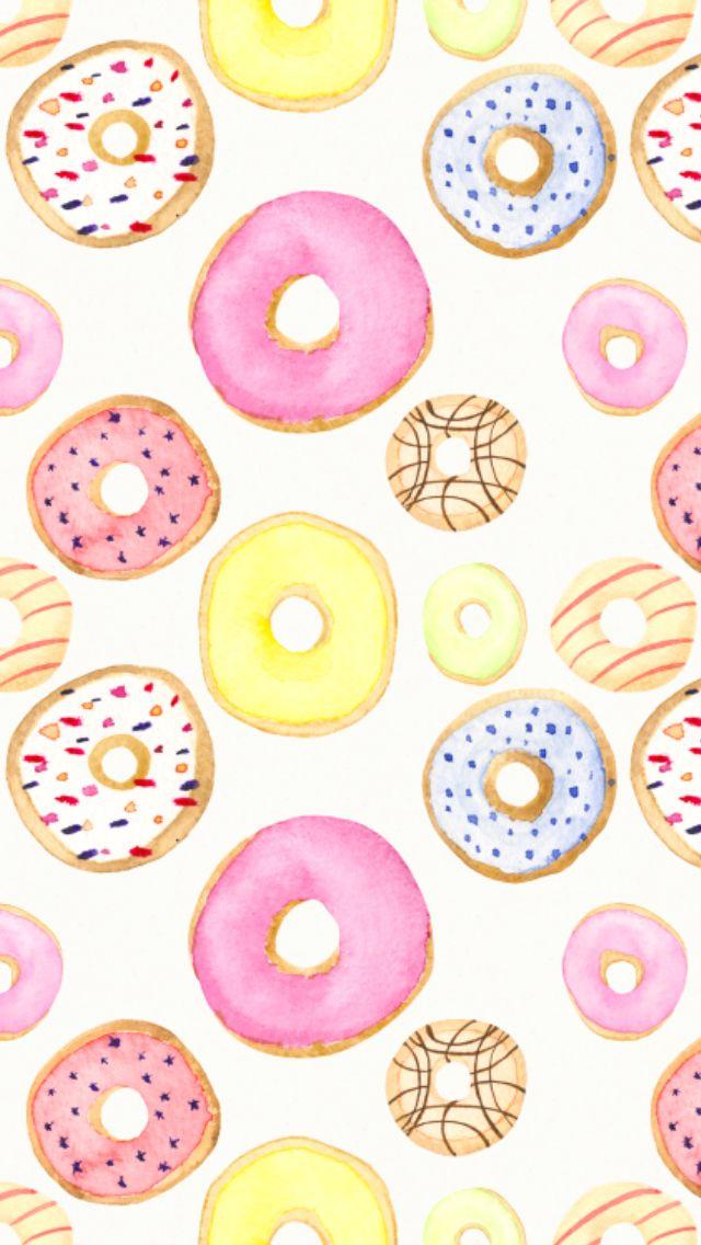 Donuts Fondos de donas, Ideas de fondos de pantalla
