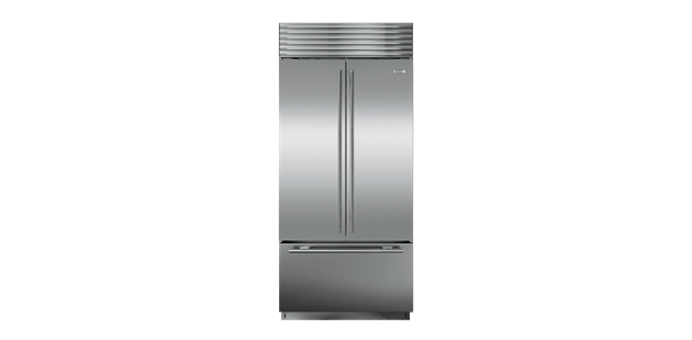 This Is The Refrigerator I Want Subzero Bi 36ufd S Classic Stainless Outdoor Kitchen Appliances Outdoor Kitchen Design Sub Zero Appliances