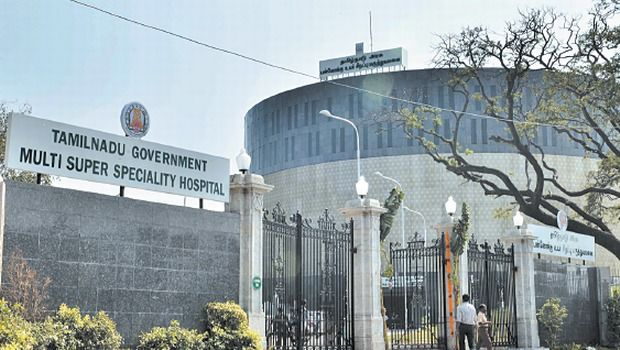 Tamil Nadu Government has planned to set up Transplants Institute at