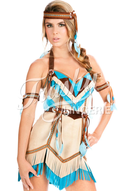 Pocohontas Halloween Costumes 2020 Pocahontas Dress in 2020 | Pocahontas dress, Cosplay woman