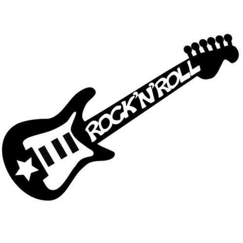 zu kaufen # Rock\'n\'roll # bei pepp-auf.de | Silhouette - Music ...