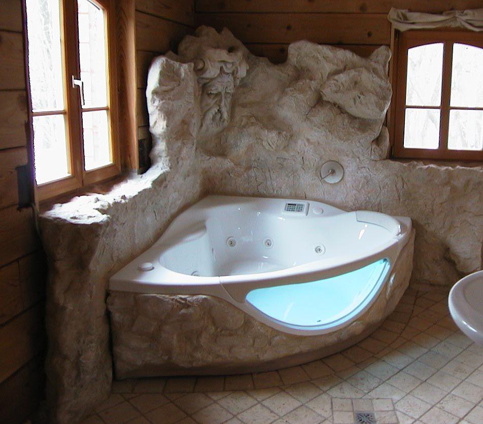 Badgestaltung Mal Anders Badgestaltung Badezimmer Felslandschaft