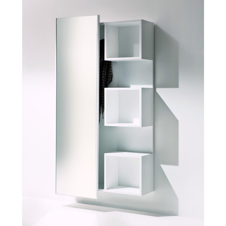 Mobile da ingresso con specchio scorrevole welcome arredaclick idee ingresso pinterest - Consolle con specchio per ingresso ...