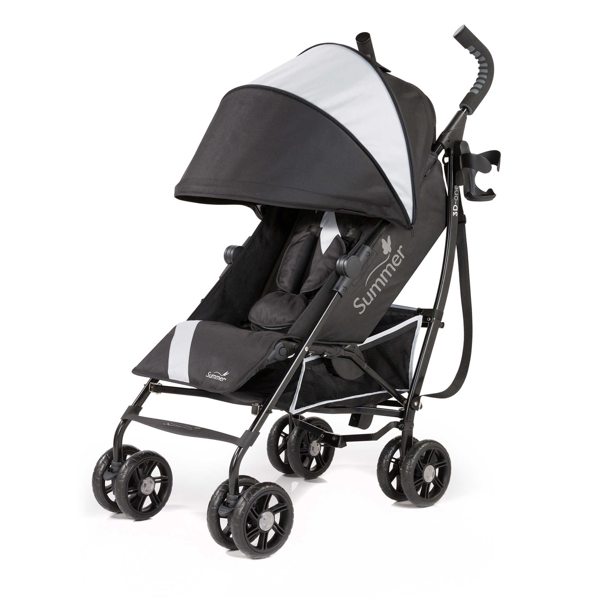 Summer Infant® 3Done Convenience Stroller in Eclipse Grey